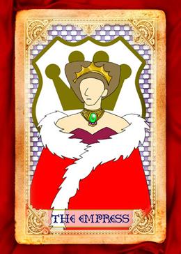 3. 皇后(The Empress)