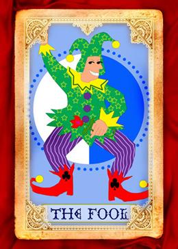 0. 愚者(The Fool)