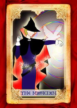 魔術師(正位)