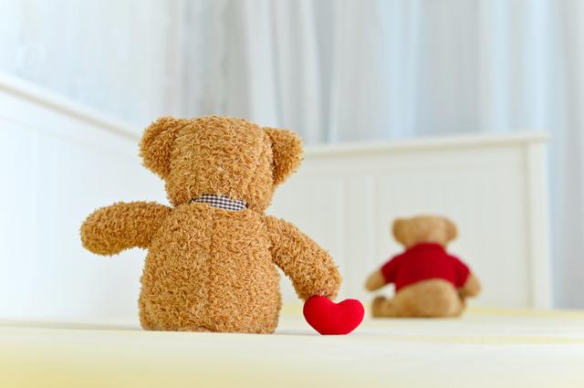 愛在心裡口難開!容易單戀成災的面相男