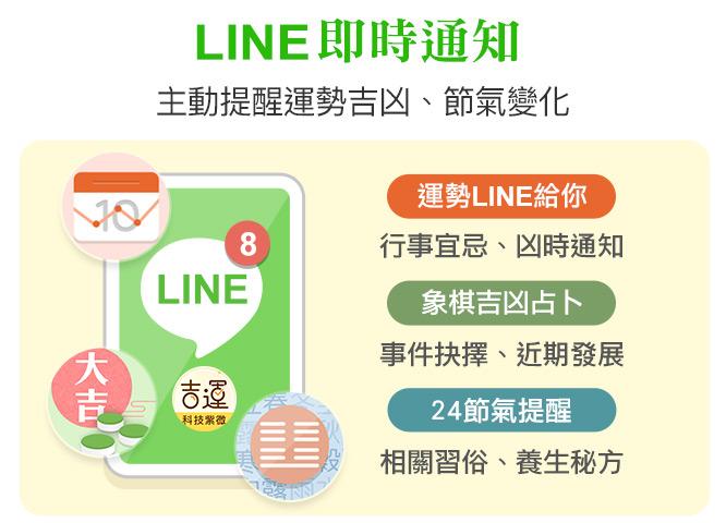 Line即時通知