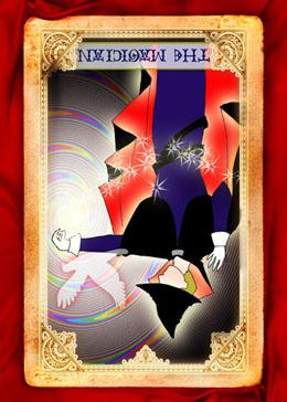 魔術師(逆位)