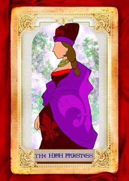 2. 女祭司(The High Priestess)