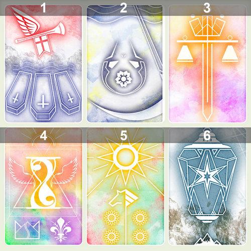 塔羅:抽一張牌,尋找你生活中的幸福光影