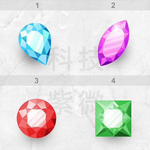 【圖片心測】選一顆水晶,照出你明年的愛情吉運!