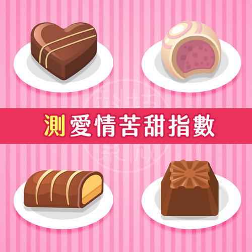 巧克力小圖
