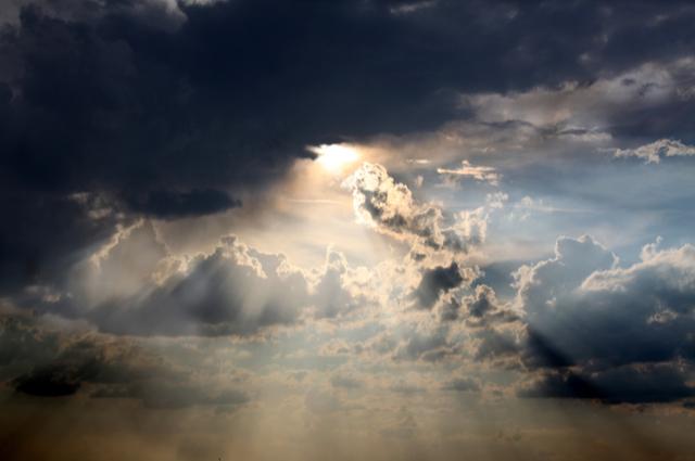 外表陽光,內心卻烏雲密布的命格