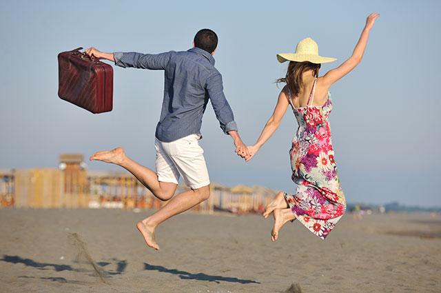 出國玩,誰最先打點好一切?