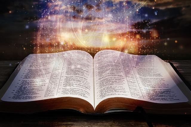 心測:收到天降神書!穿越時空的你會怎麼做?
