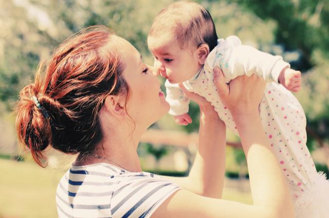媽媽辛苦了!給14主星媽媽的幸福忠告