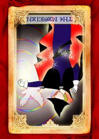 魔術師逆位牌