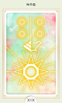 太陽逆位牌